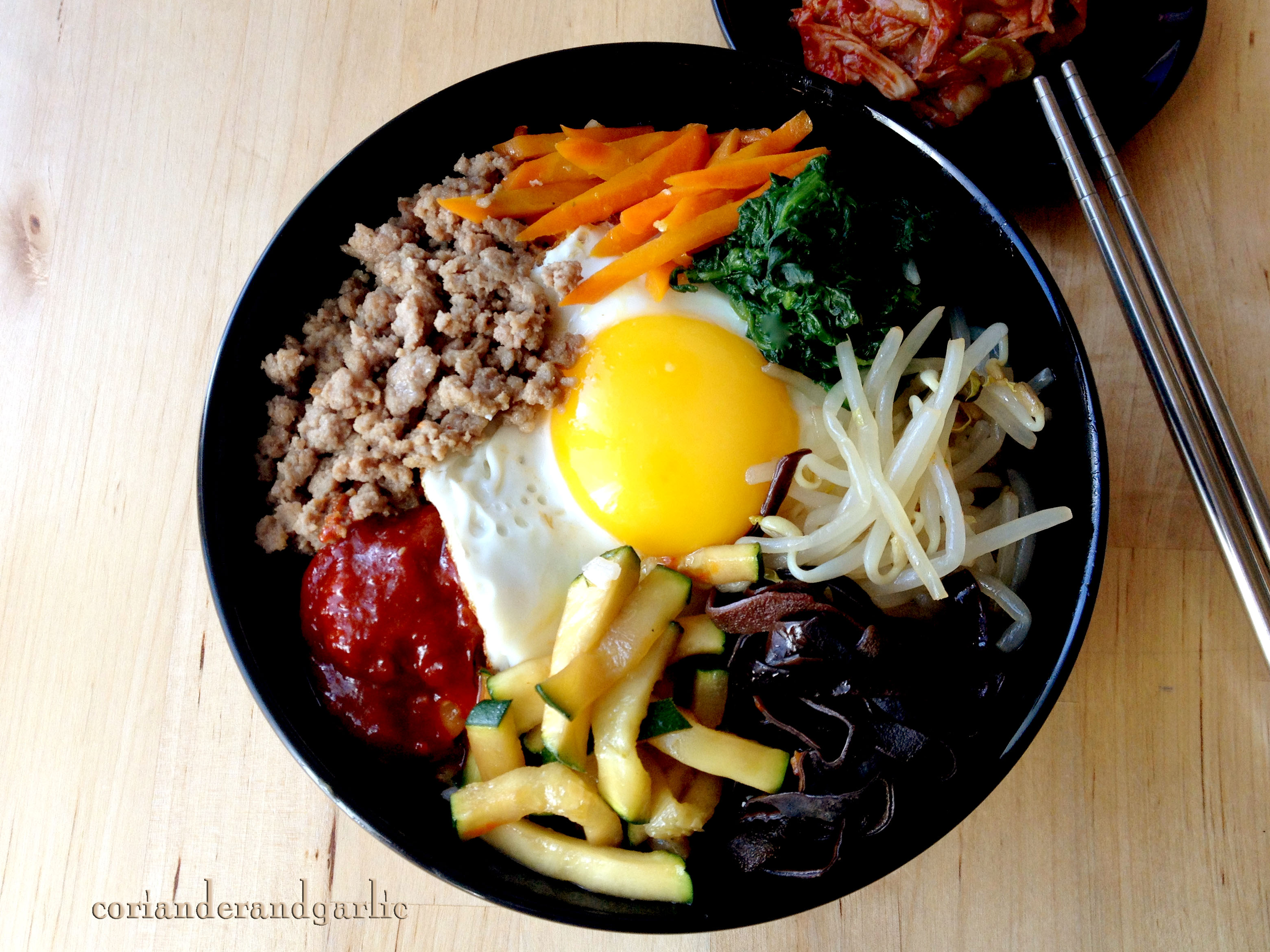 cooking ramen time Alert Episode (Spoiler The Let's Eat! Korean Bibimbap Umma: Drama